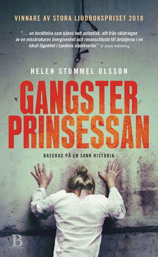 helen stommel Olsson gangsterprinsessan-bok
